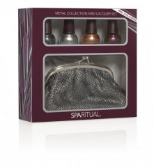 Poza METAL Holiday Mini Gift Set + Clutch GRATUIT